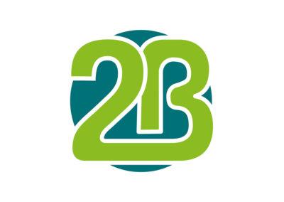 Logo voor 2B elektrotechniek