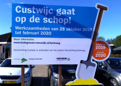 Buiten Reclame – Gemeente Bodegraven Reeuwijk