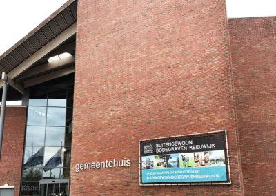 Geveldoek-Gemeente Bodegraven-Reeuwij