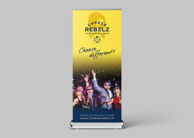 Banner – Cheese Rebelz