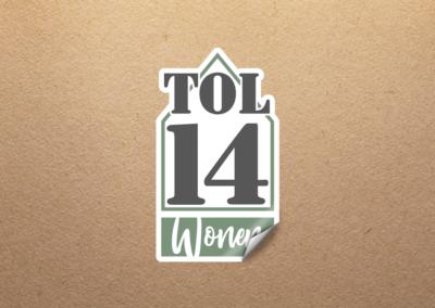 Huisstijl Tol14 Wonen