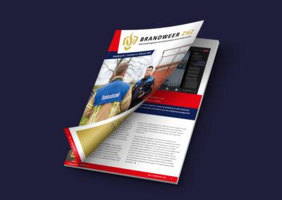 Brandweer magazine